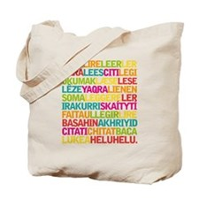 Books International Reading Tote Bag