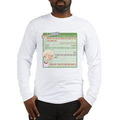 A Gorgeous Grandma Is... Long Sleeve T-Shirt