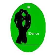 iDance Ornament (Oval)