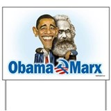 Obama Marx (re-release) Yard Sign