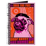 Obey the Pug! PEACE dog Journal