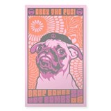 Drop Bones Not Bombs! PUG Decal