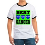 Beat Cancer! Live Love Win! Ringer T