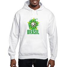 brazil star Hoodie
