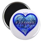 "Eclipse Heart 2.25"" Magnet (10 pack)"