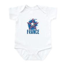 france star Infant Bodysuit