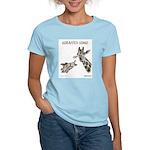 Giraffe's Sing! Women's Light T-Shirt