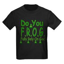 Do you F.R.O.G. T