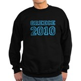 greece 10 Sweatshirt