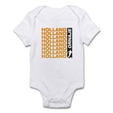 Oranje Infant Bodysuit