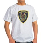 Hillsboro Police Canine Light T-Shirt