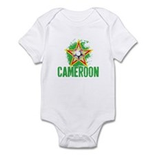 CAMEROON STAR Infant Bodysuit