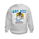Global Warming Kids Sweatshirt