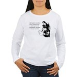 Countless Hours Women's Long Sleeve T-Shirt