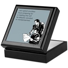 Countless Hours Keepsake Box