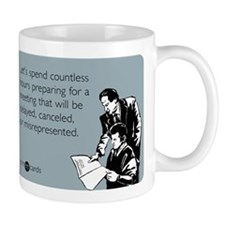Countless Hours Coffee Mug