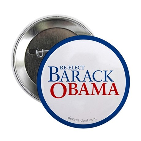 Barack Obama 2008 Buttons (10 pack)