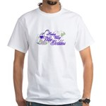 Hudson Valley Wine Goddess White T-Shirt