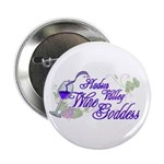 "Hudson Valley Wine Goddess 2.25"" Button"