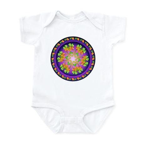 Nature Mandala Infant Bodysuit