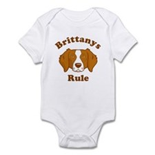 Brittanys Rule Infant Bodysuit