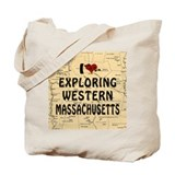 Exploring Western Mass.Tote Bag