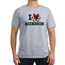 I Love Science T