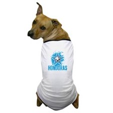 HONDURAS STAR Dog T-Shirt