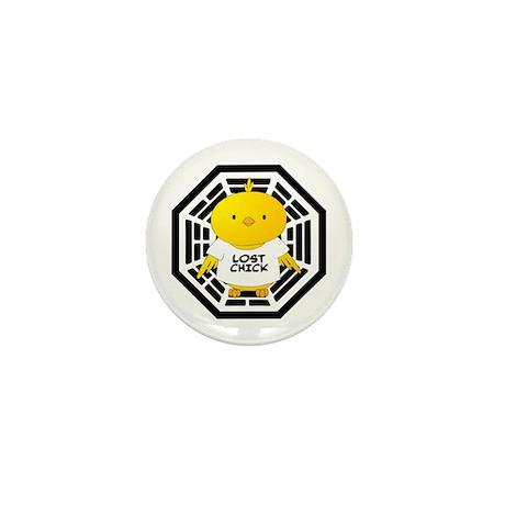 Lost Chick - Dharma Initiative Mini Button (100 pa