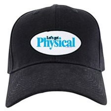 Physical Baseball Hat