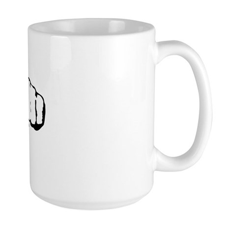 Finger Large Mug