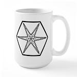 Galactic Institute of Civilized War Large Mug