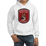 Freeport Police K9 Hooded Sweatshirt