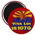 """Viva Los SB1070 2.25"""" Magnet (10 pack)"""
