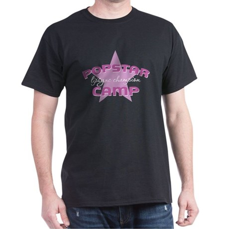 Popstar Camp Lipsync champion Dark T-Shirt