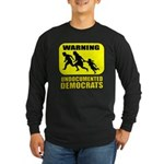Undocumented Democrats Long Sleeve Dark T-Shirt