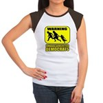 Undocumented Democrats Women's Cap Sleeve T-Shirt
