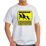 Undocumented Democrats Light T-Shirt