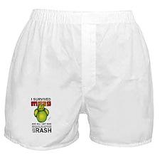 Survived MRSA Boxer Shorts