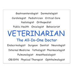 Veterinarian TheAllInOneDoctor Posters