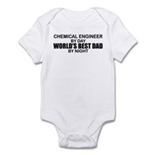 World's Best Dad - Chem Eng Infant Bodysuit
