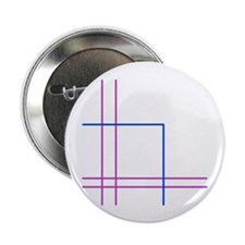"Modern Plaid 2.25"" Button (100 pack)"