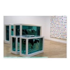 Hirst at the Tate Postcards (Package of 8)