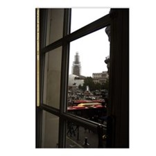 View from Trafalgar Hotel Postcards (Package of 8)