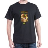 Kwanzaa Black T-Shirt