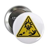 "CharredWearT 2.25"" Button"