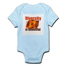 Diversity is Beautiful Infant Creeper