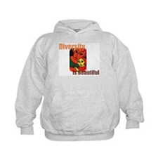 Diversity is Beautiful (2) Hoodie