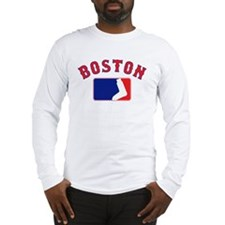 Boston Sox Fan Long Sleeve T-Shirt