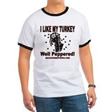 Peppered Turkey T